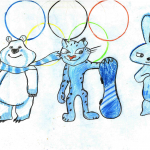 Олимпийская семья