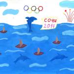 Дельфины в Сочи