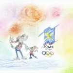 Волк и заяц на олимпиаде