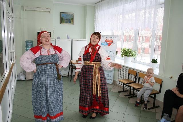 """Артисты народного ансамбля """"Слобода"""""""